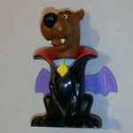 Scooby Doo Dracula toy  Burger King Premium Toy Figure @sold@